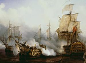 battle-of-trafalgar-louis-philippe-crepin-