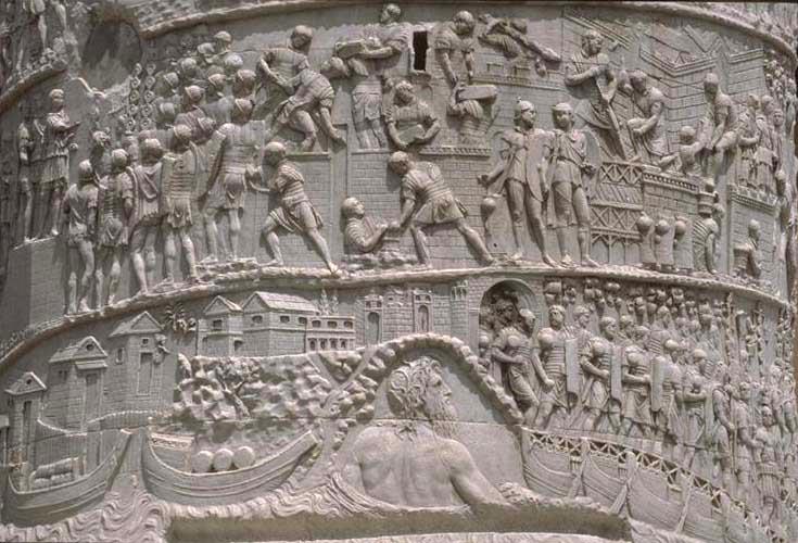 Resultado de imagen para Columna de Trajano